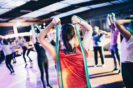 Opptrening og trening
