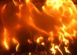 Brannteppe/brannkoffert