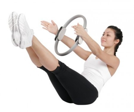 Pilates Ring + DVD